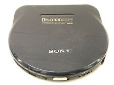 Sony D-E905 ESP2 Discman Portable CD Player Walkman (Untested, no cables)