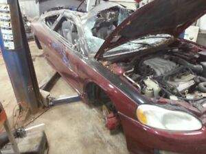 Steering Gear/Rack Power Rack And Pinion 6 Cylinder Fits 00-05 ECLIPSE 1719781