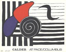 500 Calder 1982 Helisse Postcards