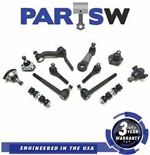12 Piece Suspension Kit for S-10 Blazer Bravada Jimmy Sonoma Steering Parts