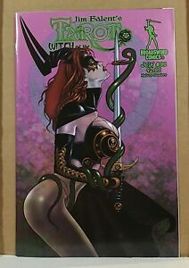 Tarot Witch of the Black Rose #99A (Broadsword Comics 2000) VF/NM