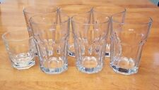 7 LIBBEY Duratuff Glasses 12oz Tumblers Set of 6 and 1 6oz Glass Drinking Canada