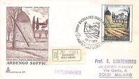 FDC Capitolium - Italia - 1979 - Ardengo Soffici - Racc. Vg - Ann. spec. Rignano