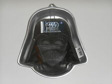 New Wilton STAR WARS DARTH VADER Character CAKE PAN Mold Instructions #2105-3035
