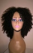 """12""""  6A Brazilian 250% Density Curly Non Lace Wig"""