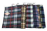 Wholesale Lot of 12 Unisex Winter Scarfs Scarves Assorted Stocking Stuffer