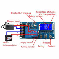 30A 6-60V Charging Control Module LCD Display Protection Board Lithium Batt Pn