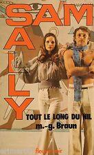 SAM et SALLY / n° 43 // Tout le long du Nil // M.G. BRAUN // 1 ère Edition