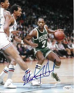 Nate Tiny Archibald Signed 8x10 Photo Autographed JSA COA Boston Celtics 07