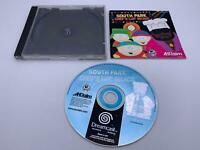 Sega Dreamcast💎South Park: Chef's Luv Shack💎Game with Manual💎