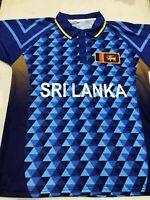 Sri Lanka One day international Cricket Jersey brand new