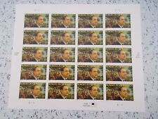 #3904 2004 ROBERT PENN WARREN MHN SHEET/PANE 20 37 Cent US Postage Stamps Mint