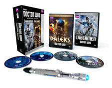 Doctor Who Monsters Gift Set (Includes screwdriver!) (Dvd) - Like New Never View