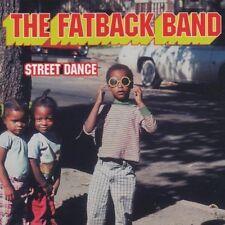 CD album THE FATBACK BAND STREET DANCE (Soul March, Kiba) 2001