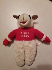 2013 Lamb Chop  I Need A Hug Squeeze Him And Hear 9 Phrases  Aurora FREE SHIP