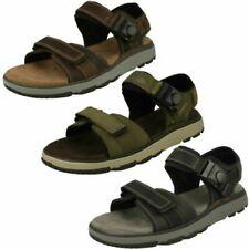 Mens Clarks Casual Strapped Sandals Un Trek Part