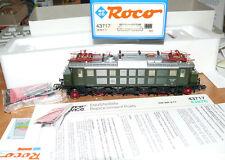 Roco 43717 Elok der DB,BR E 17 07 ,neuw,Ork