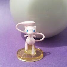 Metálico Versión) TOMY Pokemon Figuritas Mew 1º generación SP