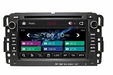 GMC Yukon Chevy Silverado GPS navigation system car dvd player Radio Stereo TV