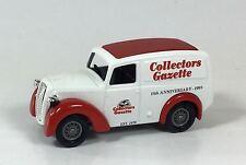 Morris Z Van • Collectors Gazette • Lledo days Gone • 1:43 Diecast • MINT BOXED