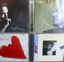 Midge Ure- 4-CD-Sammlung WIE NEU- lesen