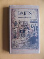 Darts by Rupert Croft-Cooke - 1st ED Hardcover - 1936 - Geoffrey Bles Publisher