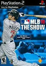 MLB 10: The Show PS2, Home Run Derby, Pitch Grips, Mascots, New, Factory Sealed
