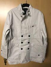 Nuevo g-Star Raw chaqueta talla XL abrigo gabardina Parka cl Trench