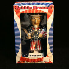 Uncle Sam Bobble Head by Bobble Dreams Hand Crafted & Painted Fourth of July