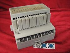 ABB S200-OW8 8 Channel Output Flex Relay with S200-TBNF fuseable Terminal Block