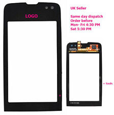 FOR Nokia Asha 311 Digitizer Touch Screen Glass N311 Replacement Panel 3.7''