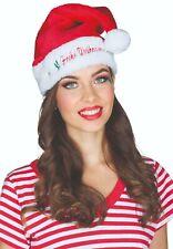 Rubies 422120 - Weihnachtsmütze LED inkl. Batt. ★ Weihnachten ★ X-Mas ★