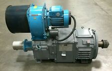 ABB 3.9 kW Motor FR 154 241-AB / 1220 r/min. / 220/460V / 12/1.89 A / 1122 16104