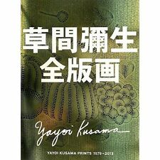 Yayoi Kusama Catalogue 1979-2013 All Works Latest Art Book Picture Design Japan