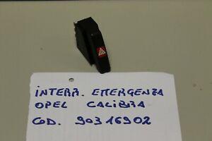 OPEL CALIBRA INTERRUTTORE EMERGENZA COD. 90316902