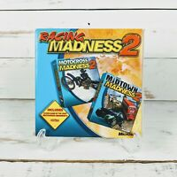Racing Madness 2 (PC, 2001) Motocross Madness 2 and Midtown Madness 2 Microsoft
