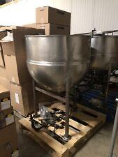 100 Gallon Direct Steam Kettle. Very Rare Groen