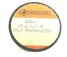 3m x Fil resistif 0.10mm 62.400 ohm/m                                     FIRS62