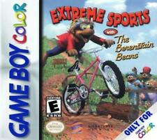 Extreme Sports With The Berenstain Bears Game Boy Color Game Used