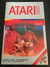 """Swordquest#1 Incredible Condition 9.4(2017)""""Atari 2600 Game Cover Variant"""""""