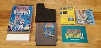 Dragon Warrior II ii 2 Nintendo NES RPG Complete CIB Box Map Poster Manual lot !