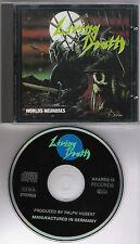 "LIVING DEATH original CD ""Worlds neuroses"" 1988 on Aaarrg"