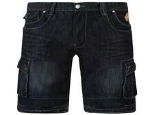 Shorts e bermuda da uomo denim , Taglia 48