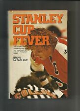 Stanley Cup Fever by McFarlane (1978, Hardcover)---Bobby Clarke