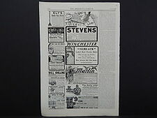 The Breeder's Gazette, Nov. 28, 1906, One Advertising Page, Double Sided #12