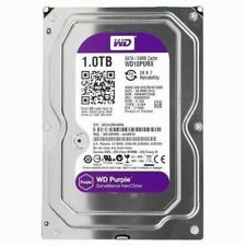"Western Digital WD Purple 1TB 3.5"" Internal Hard Drive HDD SATA Ⅲ 7200rpm CCTV"