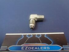 90° AN-4 FITTING For WILWOOD / McLEOD HYDRAULIC MASTER CYLINDER 1/8-27 NPT