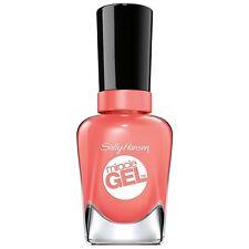 Sally Hansen Miracle Gel Nail Polish, Malibu Peach 0.50 oz (Pack of 2)