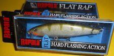 RAPALA FLAT RAP  DA 8cm 7gr COLORE YELLOW PERCH - FLR-8.FC.RAP94