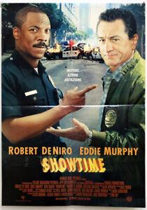 EBOND ShowTime - Eddy Murphy, Robert Deniro - Locandina Originale Cinema O_L0178
